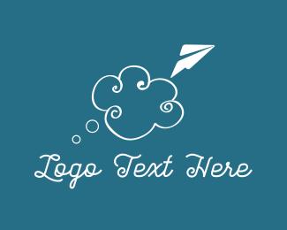 Cloud & Plane Logo