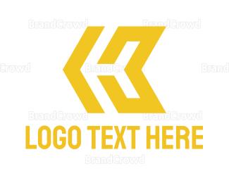 Archer - Yellow Arrow Gaming  logo design