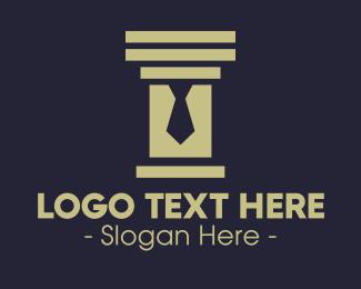 Concrete - Employee Pillar Concrete logo design