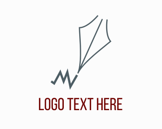 Communicate - Pen Sketch logo design