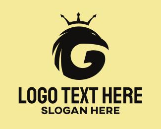 Regal - Bird Letter G logo design