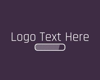 Wordmark - Loading Wordmark logo design