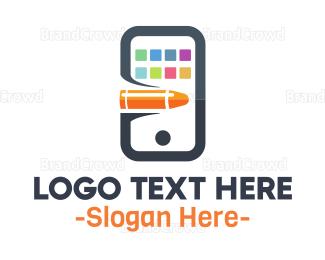 Cell - Screen Shot logo design