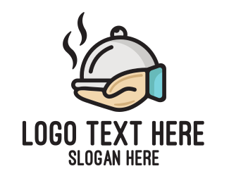 Yummy - Food Catering Restaurant Delivery logo design