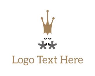 Asterisk - Star King logo design