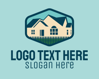 Broker - Suburban Home Real Estate logo design