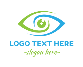 Optometrist - Security Eye logo design