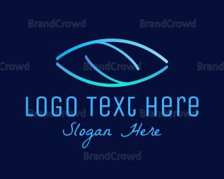 Sight - Abstract Eye  logo design