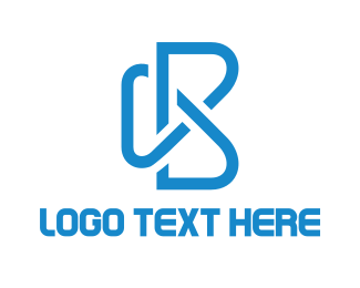 Bluetooth - Modern Minimalist B logo design