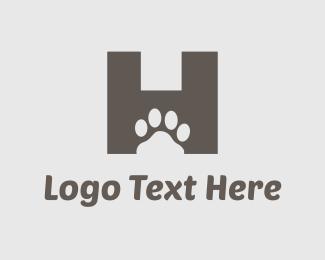 Paw - Happy Paws logo design