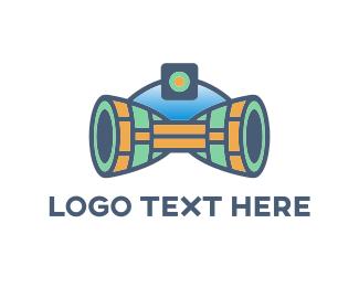 Innovation - Camera Ship logo design