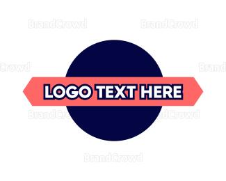 Contemporary - Modern Banner  logo design