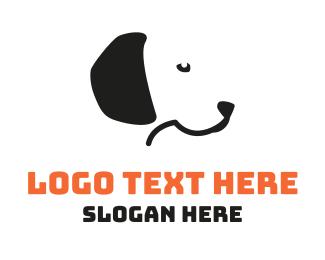 Beagle - Dog Business logo design