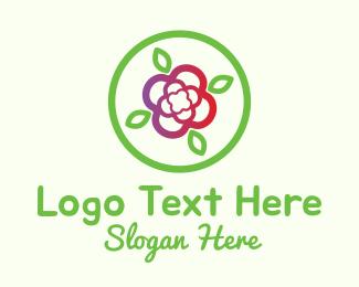Floral - Floral Pattern  logo design
