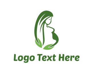 Birth - Healthy Pregnancy logo design