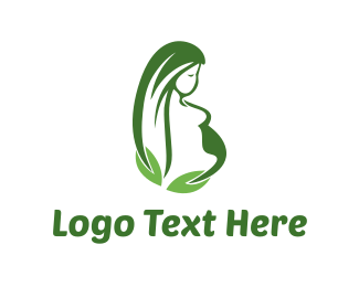 Parenting - Healthy Pregnancy logo design