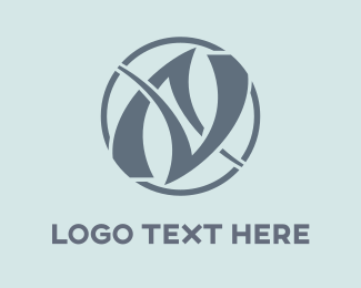 Tattoo - AV Logo logo design