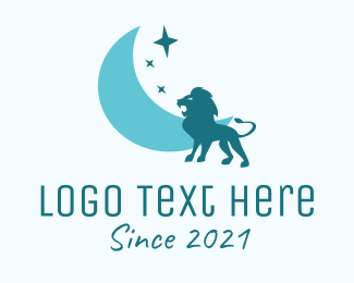 Zodiac Element - Leo Zodiac Sign  logo design