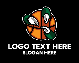Competition - Basketball Claw logo design
