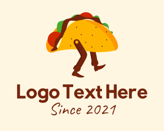 Trucker Cap - Mexican Taco Delivery  logo design
