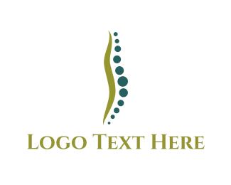 Chiropractic - Chiropractic Spine logo design