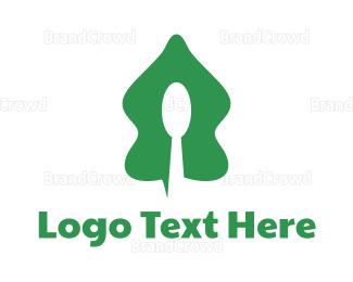 Restaurant - Salad Restaurant logo design