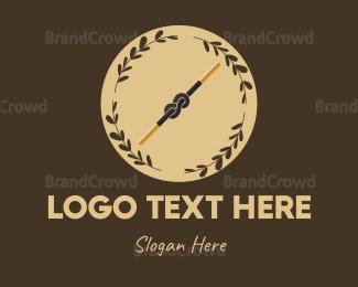 Magic - Magic Knot logo design