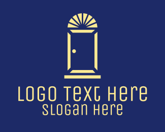 Fancy - Fancy Style Door logo design