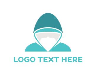 Web Developer - Mint Hoodie logo design