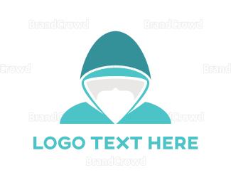 Coat - Mint Hoodie logo design