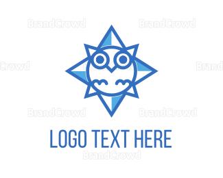 """""""Blue Owl Star"""" by modular"""