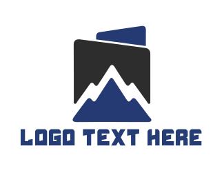 Swiss - Blue Mountain logo design
