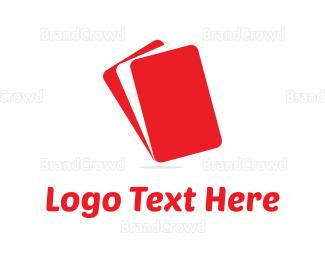 Website - Red Layers logo design