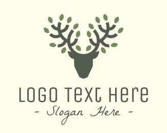 Xmas - Christmas Reindeer logo design