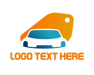 Car - Car Label logo design