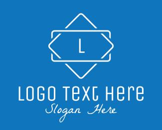 Simplistic - Simple Minimalist Classic Lettermark logo design