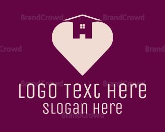 Cardiology - Heart House logo design