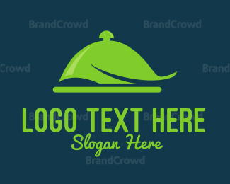Biological - Leaf Tray logo design
