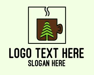 Coffee Shop - Organic Coffee Shop logo design