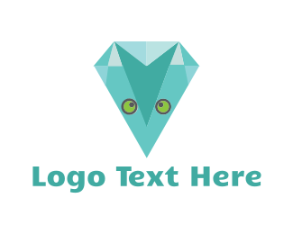 Owl - Owl Diamond logo design