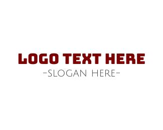 Industrial - Industrial & Masculine logo design