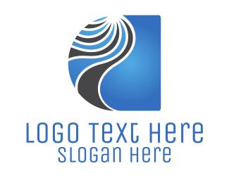 Tech Waves Logo