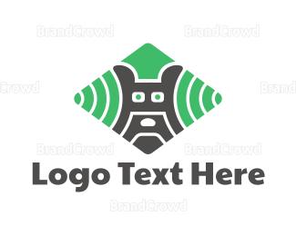 Website - Dog Radar logo design