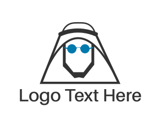 Guy - Cool Arab logo design