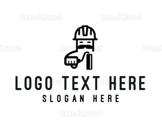 Build - Cartoon Painter  logo design