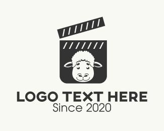 Sheep - Sheep Film logo design