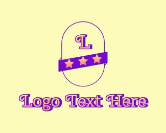 Fashion - Fashion Script Star Letter  logo design