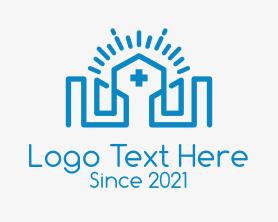 Medical Hospital Clinic Logo