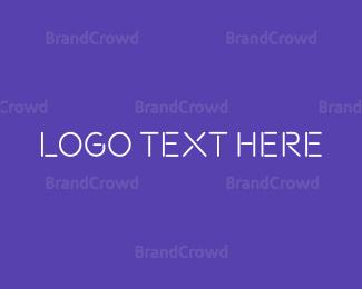 Led - White Neon Light logo design