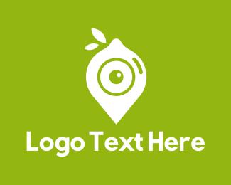 Lemon - Lemon Eye logo design